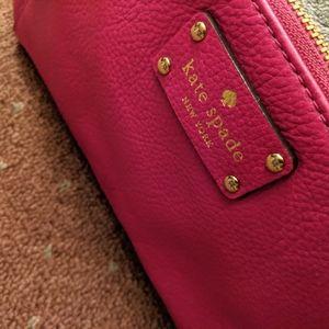 Kate Spade fuchsia shoulder bag BN